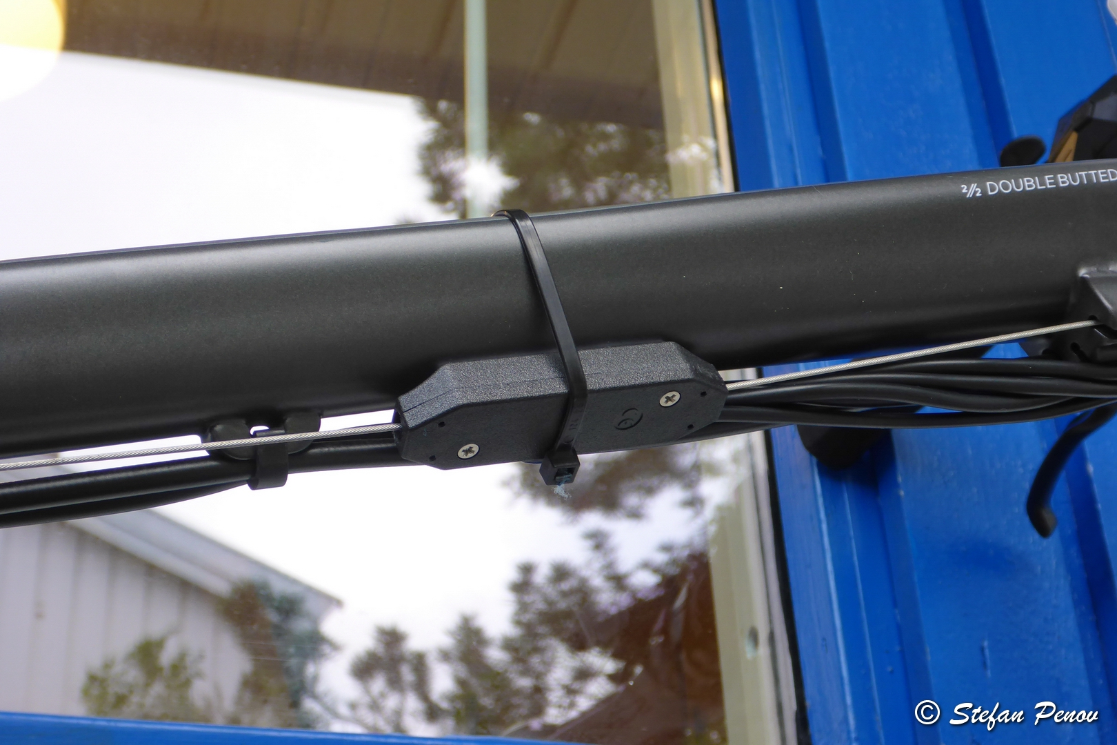 E-Bike Conversion – The Build – Penoff's Hobby Page